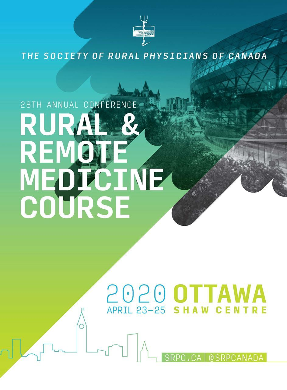 Society of Rural Physicians of Canada - Events